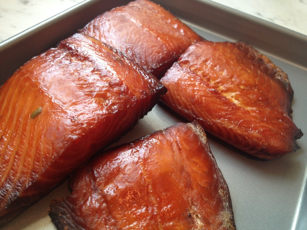 how to cook smoked cod thawed
